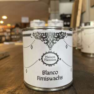 Blanco Firniswachs MaisonMansion 250ML
