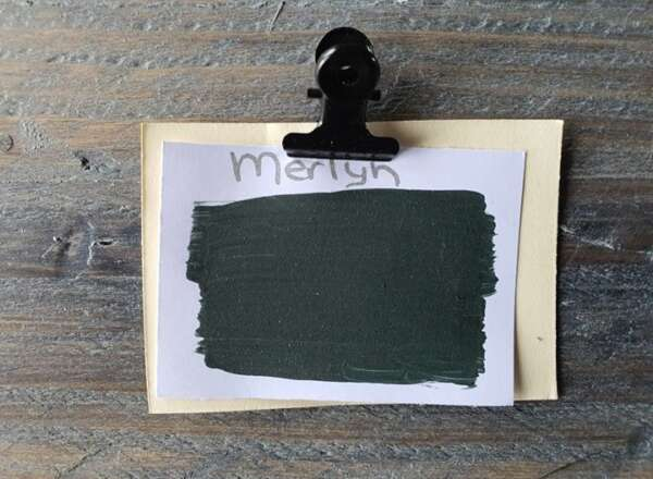 Tür & Rahmenfarbe Merlin
