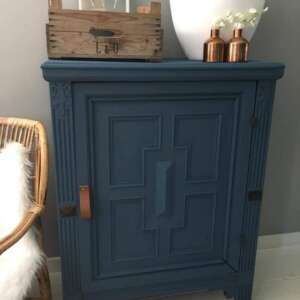 Kreidefarbe dunkelblau magna maisonmansion