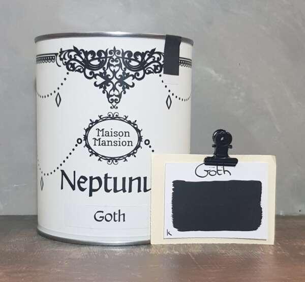 Mauerfarbe Goth