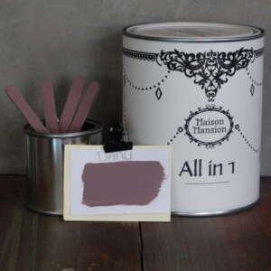 All In 1 Farbe Für Mauerb und Möbeln Danu