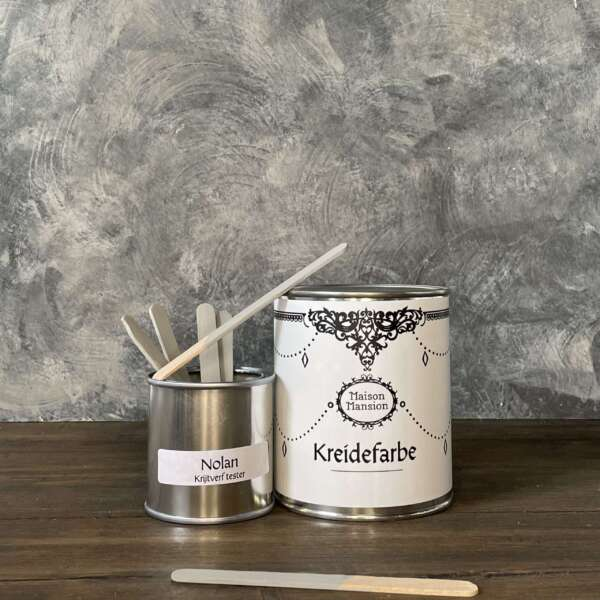 Nolan Kreidefarbe 500ML | Graue Kreidefarbe Online Kaufen
